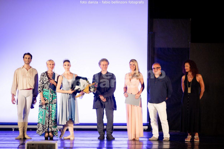 Intervista a Patrizia Campassi per Arenzano in Danza 2019
