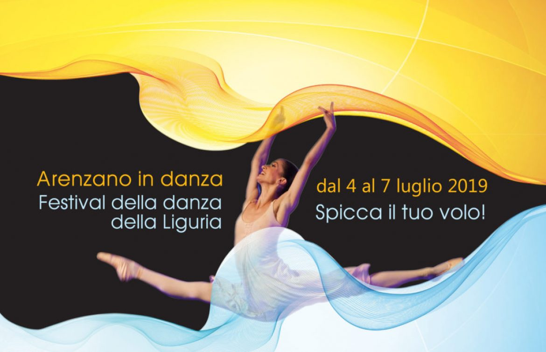 Orari Stage Arenzano in Danza 2019!
